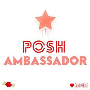 ❣️I'm a Posh Ambassador ❣️